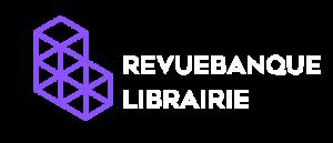 Logo revuebanquelibrairie blanc